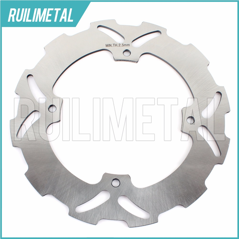 Rear Brake Disc Rotor for KTM SX85 BIG WHEEL XC85 SX105 XC105 XC SX 85 105 2003 2004 2005 2006 2007 2008 03 04 05 06 07 08 mfs motor motorcycle part front rear brake discs rotor for yamaha yzf r6 2003 2004 2005 yzfr6 03 04 05 gold