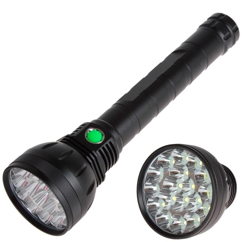 new 18T6 led flashlight (4)