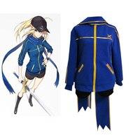 Fate Grand Order Mysterious Heroine X Uniform Suit Halloween Christmas Party Uniform