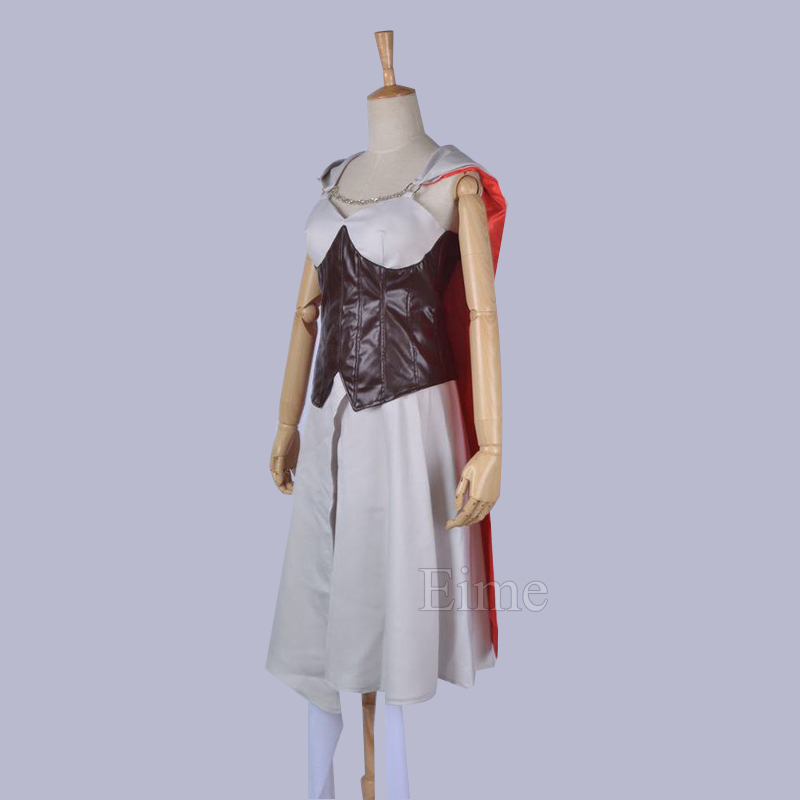 Assassins Creed 3 Female assassin Cosplay Costume Halloween Party Super Women Costume