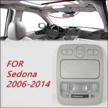 Genuine gray Overhead Console Lamp Map Sliding Doors for kia Sedone 2006- 928214D100QW