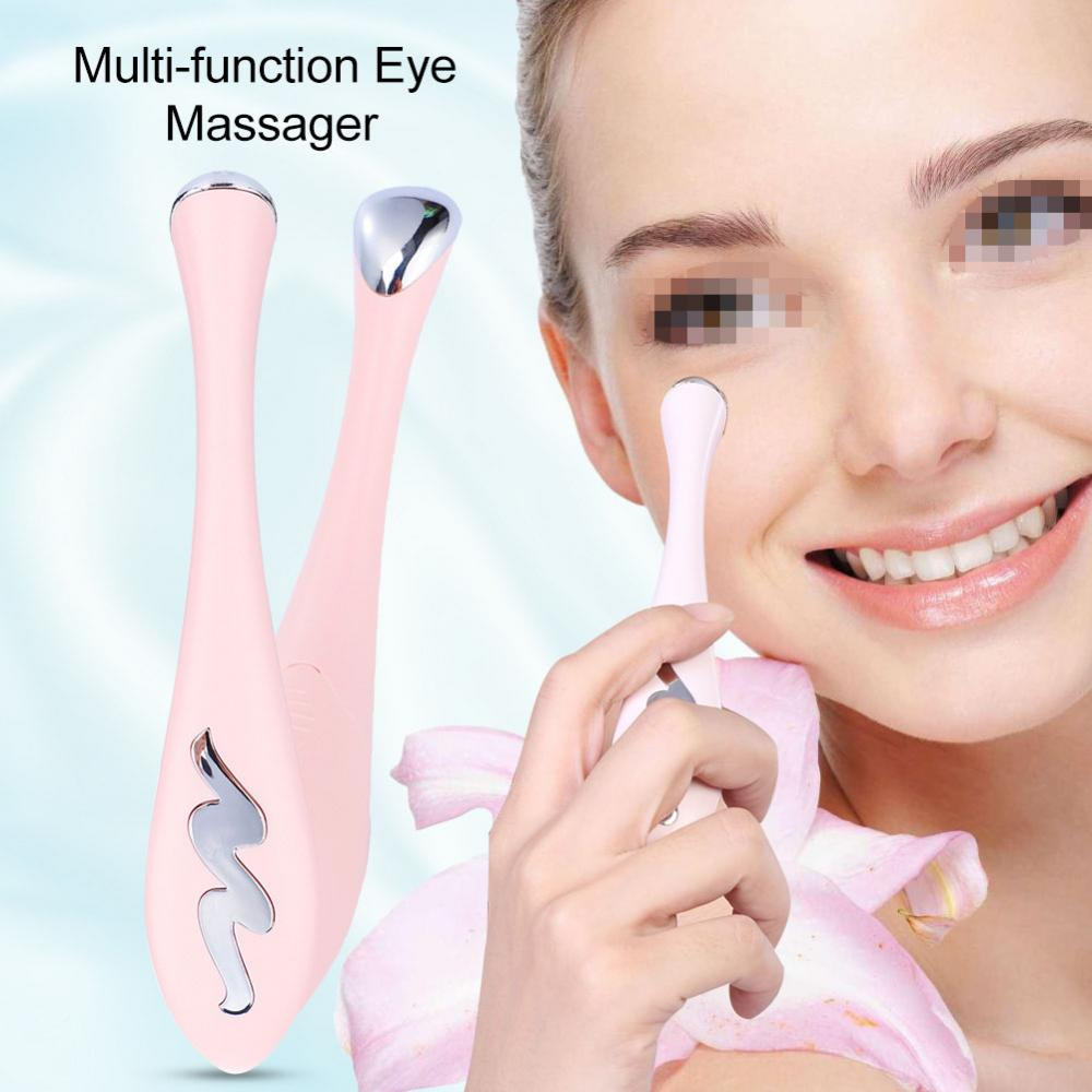 Eye Bio Massager Anti Wrinkle Skin Care Repair Dark Circle Remove Medicinal Brightening & Hydrating Cleanser-Cream Style 120ml
