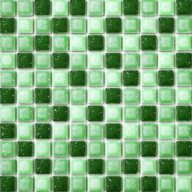 Grun Konvexen Keramik Mosaik Fliesen Kuche Backsplash Fliesen