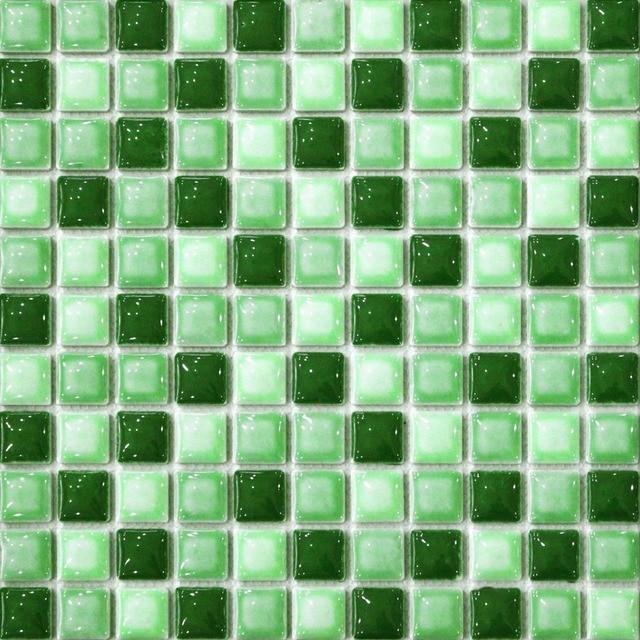 online-shop grün konvexen keramik mosaik-fliesen küche backsplash, Hause ideen