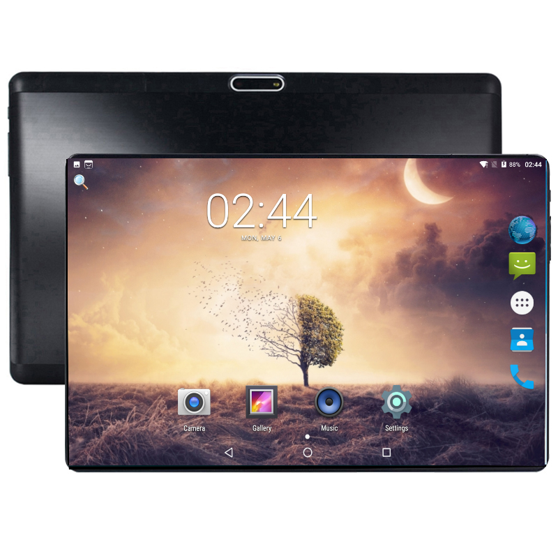 2.5D Tempered Glass Tablets 10 inch Android 8.0 3G Tablet PC 1280*800 4GB RAM 64GB ROM+64GB Card Dual SIM IPS GPS phone Tablets2.5D Tempered Glass Tablets 10 inch Android 8.0 3G Tablet PC 1280*800 4GB RAM 64GB ROM+64GB Card Dual SIM IPS GPS phone Tablets