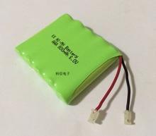 MasterFire 5pack/lot 6V AAA Ni-MH 800mAh Battery Pack Rechargeable NiMH Batteries with Plugs цена в Москве и Питере