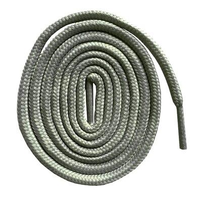 200 см очень длинные круглые шнурки Шнуры Веревки для ботинок martin спортивная обувь - Цвет: 6 gray