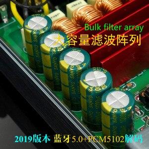 Image 5 - GHXAMP TPA3116 amplificateur Bluetooth 5.0 + PCM5102A décoder Audio Machine HIFI stéréo amplificateur numérique 100 W * 2 voiture Home cinéma 2019 plus récent