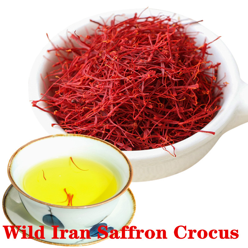 Iran Imported Saffron 3g Wild Premium Saffron/ Organic Saffron.