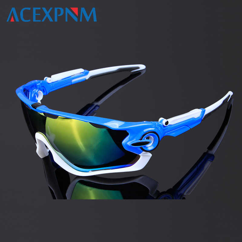 d35a3eb28 ACEXPNM 2019 Polarized Cycling Eyewear Sunglasses For Man Sports Glasses  Cycling Goggles For Bicycle MTB Bike