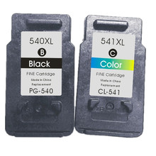 Compatible Ink Cartridges540XL 541xl for Canon PG-540 CL-541 for CanonMG2180 MX378 MG3180