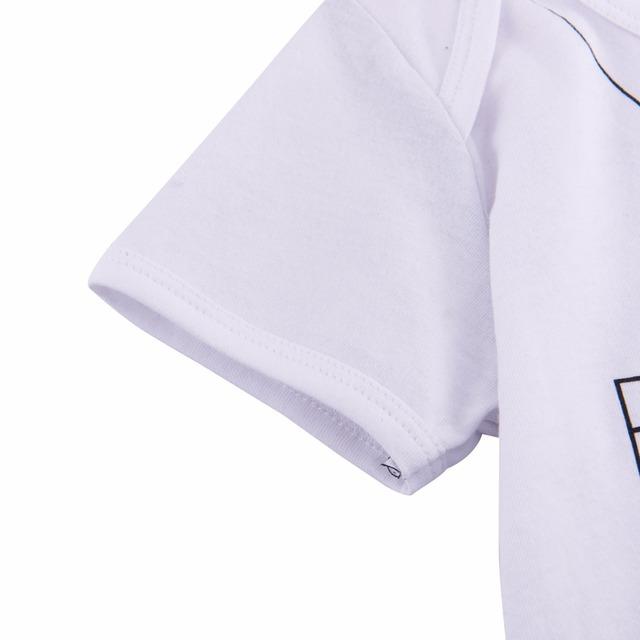 Bébé Garçon Fille Pilote Costume Body Infantile D'été Coton Partie Cosplay Combishort 0-18 Mois