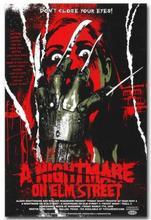 A Nightmare On Elm Street Movie SILK POSTER Decorative Wall painting 24x36inch printio a nightmare on elm street 3