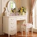 Big maple furniture dresser European large-sized apartment dresser factory direct wholesale