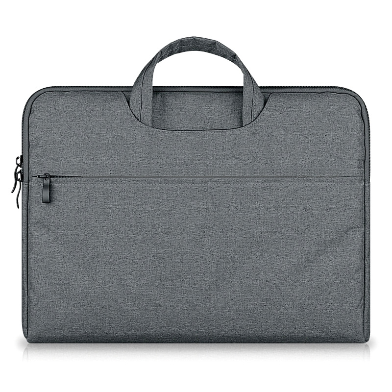 Computer-Bag Briefcase Notebook Laptop-Liner Canvas Business Unisex Package Multifunction