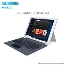 Original ALLDOCUBE iWork 3X Tablet PC 12.3 inch Windows 10 Intel Apollo Lake N3450 Quad Core 6GB RAM 128GB ROM HDMI Type-C