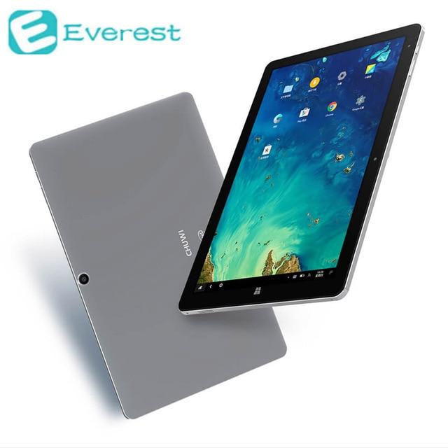 Hi10 pro 10.1 pulgadas 1920x1200 ips chuwi tablet pc dual os Intel Cereza de Windows 10 y Android 5.1 4G RAM 64G ROM tablet android