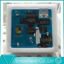 Uso personal de mantenimiento profesional herramienta de reparación de prueba de la placa madre del teléfono móvil de pantalla táctil cámara piezas de vibración para iphone 6g