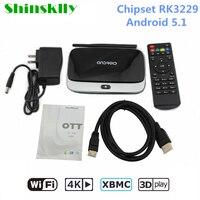 Shinsklly CS918 Smart TV Box Android 5 1 Quad Core RK3299 RAM 2GB ROM 8G WIF