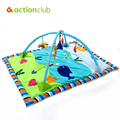 Grande brinquedo esteira do jogo do bebê Tapete Infantil subir Mat educativos oceano peixe jogo esportes ginásio Tapete Tapete 0-3years