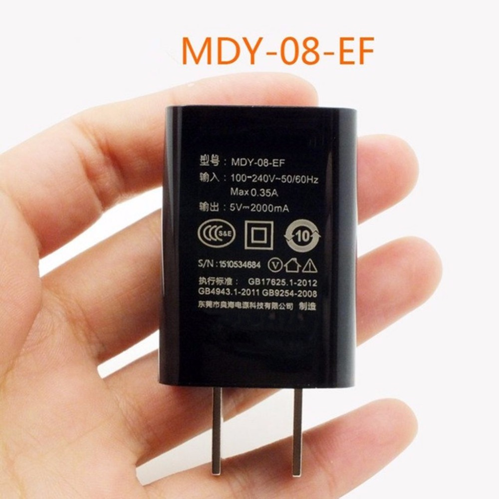 Buy Original 5v 2a Mdy 08 Ef Xiaomi Charger Wall Power Adapter Mirco Usb Data Sync Cable For Mi2 3 4 Redmi Note 2 From