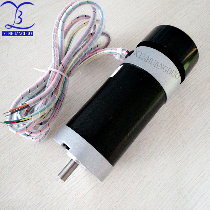 500W DC brushless motor fan DC 0 48V CNC Carving Milling Air cold Spindle Motor Engraving