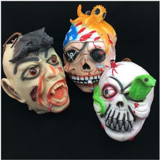 scary toys joke items halloween costumes residual limb severed head prank toys gadgets funny gifts halloween - Halloween Items