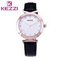 KEZZI K 1373 Brand Luxury Women Rhinestone Watch Fashion Brand Quartz Watch Relogio Feminino Gift KZ08