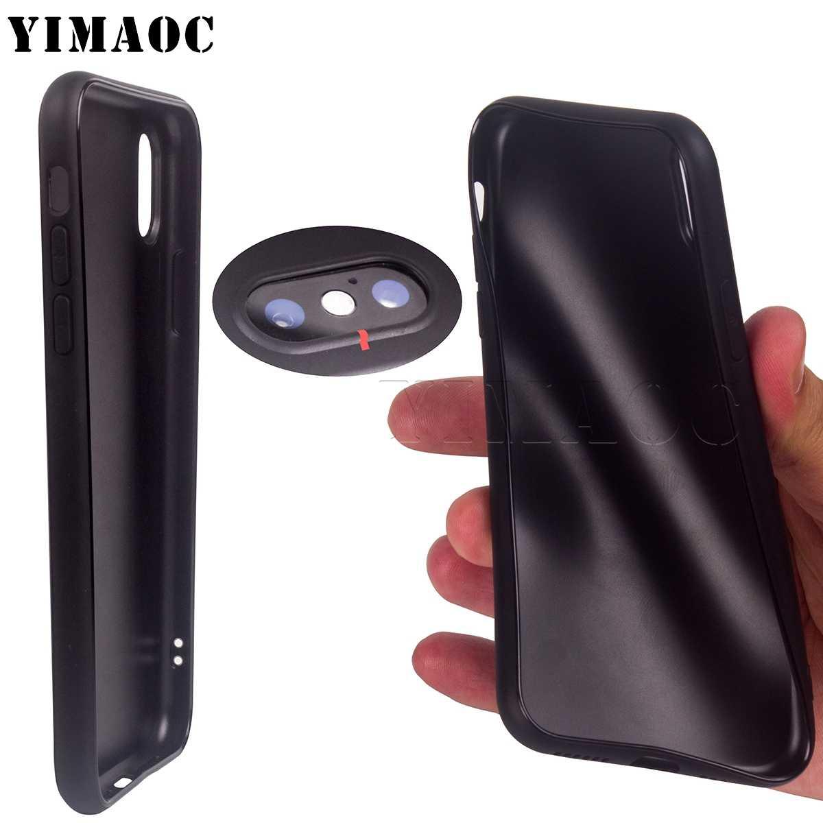 YIMAOC «Динь-Динь» Динь-Динь чехол для Xiaomi Redmi mi Note MAX 3 6a, 7, 6, 8, 9, go se mi 6 mi 8 a1 a2 Lite для pocophone f1