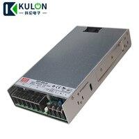 Оригинал MEAN WELL RSP 500 24 500 Вт 21A 24 В Средняя мощность питания 110/220VAC с PFC