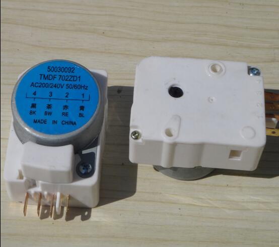 Refrigerator parts fridge defrost timer 57*33MM TMDF 702ZD1 defrost timer tmdex09um1
