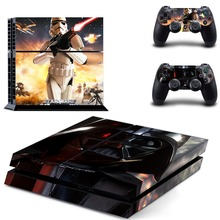 Star Wars:Star Wars:Storm Troops Vinyl Cover Decal PS4 Skin Sticker for Sony PlayStation 4 Console & 2 Controller Skins