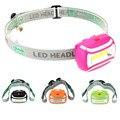 600 Lúmenes 5 W LED Headlight Noche Luz Al Aire Libre de Iluminación LED Que Acampa Del Faro Impermeable 3 Modos Durable Linterna Frontal luz