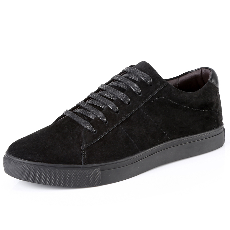 2018 New Big Size 38-46 Spring Pigskin Genuine Leather Mens Shoes Casual Flats Luxury Sneakers Black Leather Shoes Men Moccasins цена