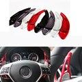 Apto para Mercedess-benz-A45 CLA45 AMG C63 Benz S63 G Grau Modo De Rastreamento de Direcção Do Carro de Esportes Paddle Shift Shifter lâmina Botão