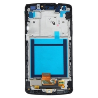 Sinbeda 100% Best Quality LCD Display For LG Google Nexus 5 D820 D821 And Touch Screen Digitizer with Frame Assembly ,Free Tools