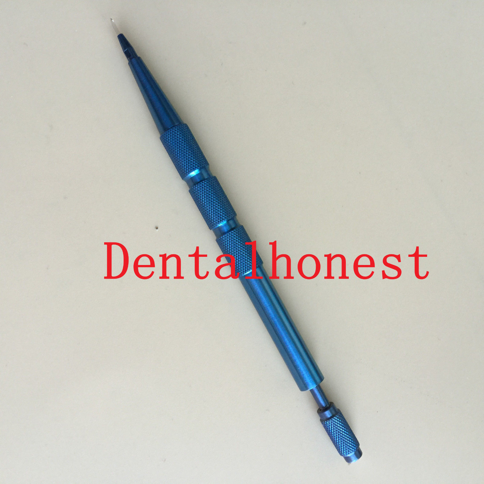 1.0mm Ophthalmic Blade Sapphire Knife Stab Incision Ophthalmic Eye Instrument
