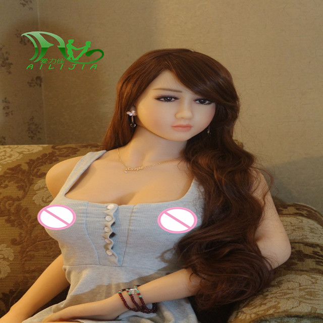148cm-165cm Sexy Dolls  Beautiful Girl Of Japanese Lifelike Full TPE Love Doll With Skeleton, Life Size Sex Toys