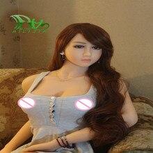 148cm 165cm boneca sexy japonês lifelike completo tpe boneca do amor adulto com esqueleto, brinquedo do sexo do tamanho da vida
