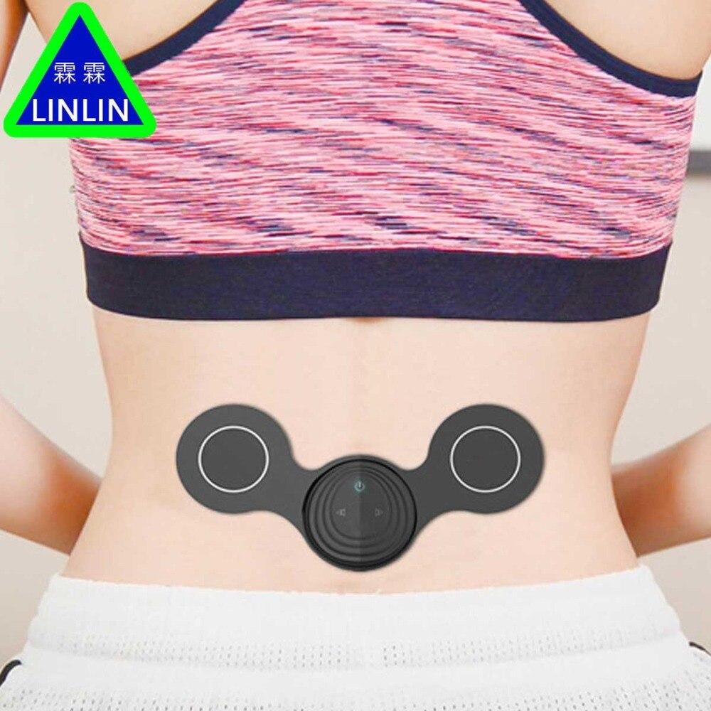 LINLIN อัจฉริยะปากมดลูกเครื่องมือนวดร่างกายกายภาพบำบัดอุปกรณ์ไหล่และคอ Electrotherapy นวดวาง-ใน นวดและการผ่อนคลาย จาก ความงามและสุขภาพ บน   2