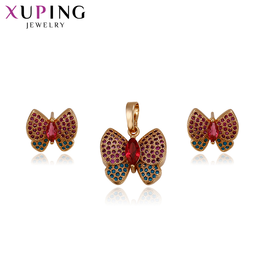 Xuping Butterfly Shape Sets...
