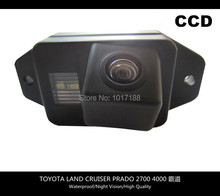 car camera!! Car Rear View Parking CCD Camera For TOYOTA LAND CRUISER PRADO 2700 4000