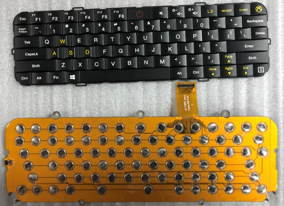 For GPD WIN2 Win 2 Mini Pocket PC Original Keyboard original gpd win gpd xd protective storage bag black