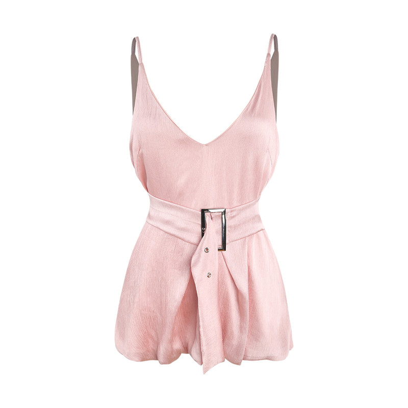 summer western style fashion slim solid color sleeveless backless SML XL XXL 2 colors spaghetti strap woman's Casual camis