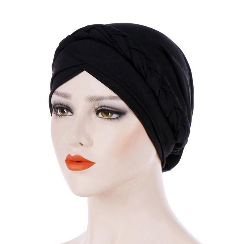 Compre Bandana Do Vintage Lenços Muçulmanos Roupas Muçulmano ... 54f9fe4d71e7