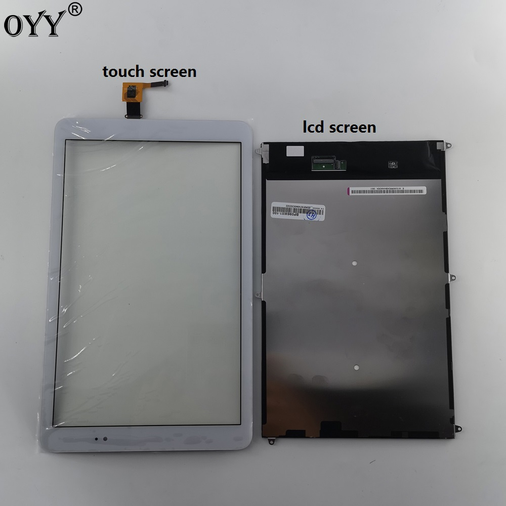 LCD Display Panel Screen Monitor Touch Screen Digitizer Glass For Huawei Mediapad T1 10 Pro LTE T1-A21L T1-A23L white srjtek 9 6 for huawei mediapad t1 10 pro lte t1 a21l t1 a22l t1 a21w lcd display touch screen digitizer glass panel