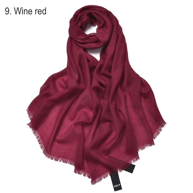 9. Wine red