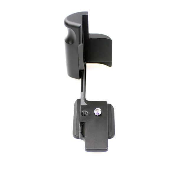 FITTEST LB-EOS-M Вертикальная быстросъемная l-пластина/кронштейн Canon держатель камеры рукоятка для canon EOS M Arca-swiss RRS совместимый