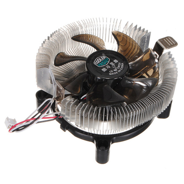 12 V Diam Kipas Pendingin Cpu Heatsink Falcon Bangku Cooler Master