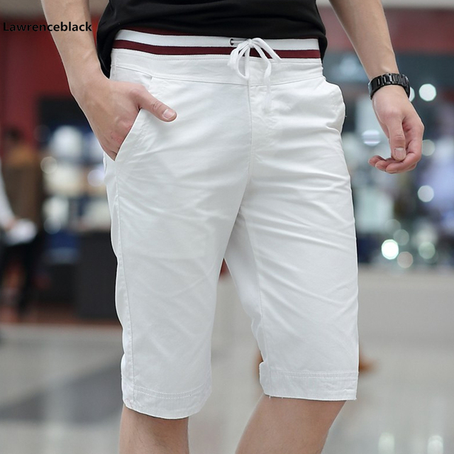 Comfortable Casual Cotton Shorts Brand Clothing Shorts 2019 Summer Fashion Jogger Bermuda Masculina Short Trousers Plus Size 579